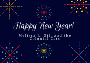 Melissa L. Gill and the Colonial Cats (1)